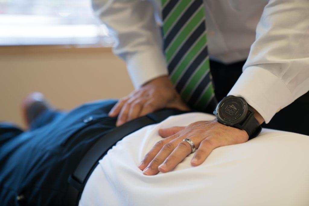 Ocon Chiropractic Back
